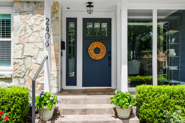 Agent front entry straight