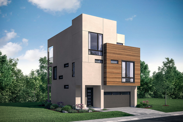 Agent the yukaton elevation b exterior